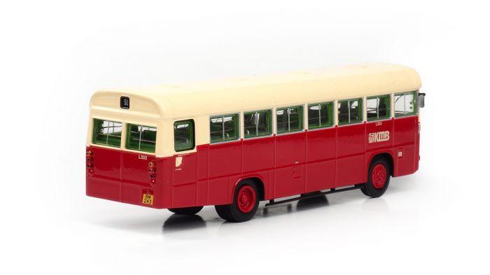 1:76 模型 - 九巴亞比安維京55型 (路線51)