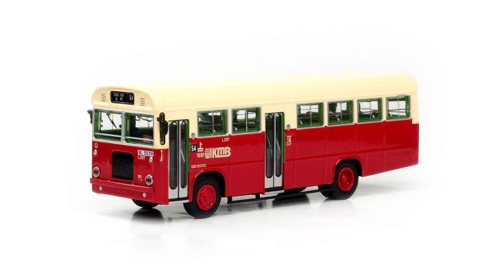 1:76 模型 - 九巴亞比安維京55型 (路線54)