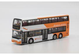 1:76 模型 - 龍運丹尼士E500第一代巴士 (路線 R8)