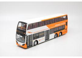 1:43 模型 - 龍運丹尼士歐盟五型十二米巴士 (路線E33)