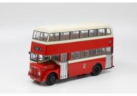 1:43 模型 - 九巴丹拿A型「伯明翰車咀」巴士 (路線2)