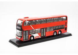 1:43 模型 - 九巴丹尼士歐盟第六代環保巴士十二點八米(路線 279X)
