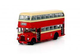 1:76 模型 - 九巴丹拿C型巴士拉閘版 (路線1)