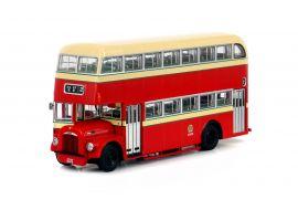 1:76 模型 - 九巴丹拿C型巴士電閘版 (路線2)