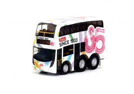 Q版巴士 - 九巴85週年丹尼士Facelift巴士 (路線280X)