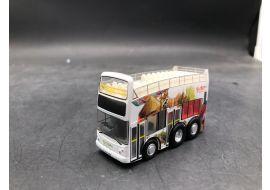 Q版巴士 陽光開蓬巴士