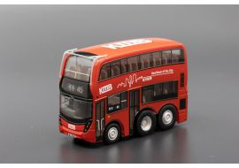 Q Bus - 九巴丹尼士歐盟第六代環保巴士十一點三米 (路線45)