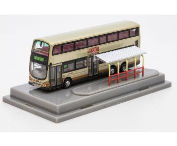 合金車仔 - 九巴富豪B9TL前衞十二米巴士 (路線102)