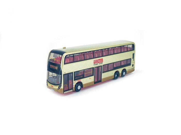 合金車仔 - 九巴 ADL Enviro500 MMC 12.8米巴士 (路線 268C)