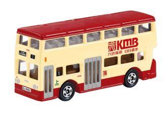 合金車仔 - TOMICA 九巴 香港懷舊巴士
