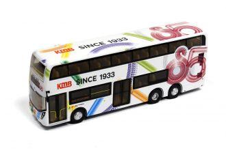 合金車仔 - 九巴85週年E500巴士 (路線280X)