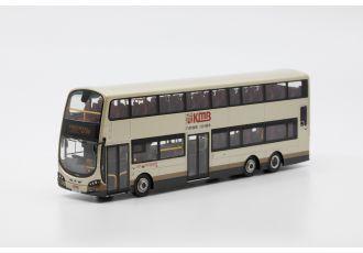 1:76 模型 - 九巴富豪前衛歐盟第五代環保巴士十二點八米 (路線279X)