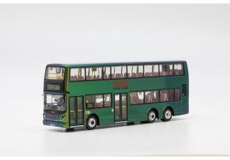 1:76 模型 - 九巴綠悠悠巴士 (富豪超級奧林比安12米) (路線 31B)