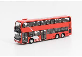 1:76 模型 - 九巴丹尼士歐盟第六代環保巴士十二點八米 (路線 271)