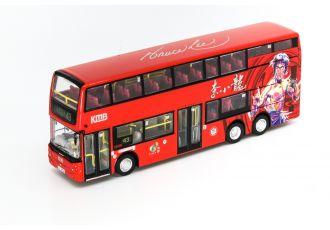 1:76 模型 - 九巴丹尼士三鋒歐盟第三代環保巴士十二米 (路線 43)