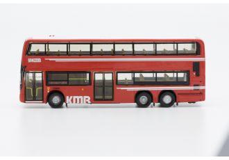 合金車仔 - 九巴 E500 紅巴 (路線 287X)