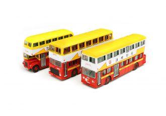 合金車仔 - 九巴訓練巴士套裝
