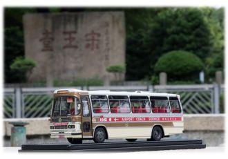 1:43 模型 - 九巴富豪機場巴士
