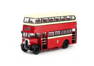 1:76 模型 - 九巴丹拿A型巴士 (路線5)