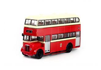 1:76 模型 - 九巴丹拿A型「伯明翰車咀」巴士 (路線11D)