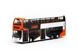 1:76 模型 - 龍運丹尼士Facelift巴士 (路線A41)
