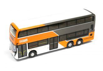 合金車仔 - 龍運 ADL E500巴士 (路線S64)