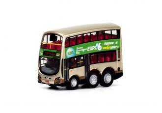 Q版巴士 - 九巴富豪前衛歐盟6型巴士 (路線6C)
