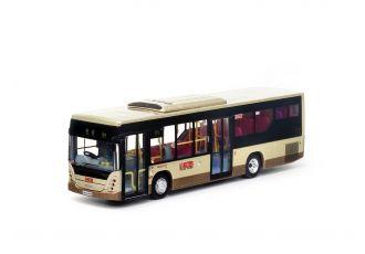 1:76 模型 - 九巴伸佳歐盟第四代環保10.6米巴士 (路線7M)