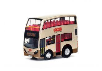 Q版巴士 - 九巴丹尼士歐盟5型 (路線29M)