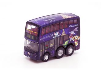 Q Bus - 九巴丹尼士歐盟第四代環保巴士十二米 (Duffy 主題) (路線9)