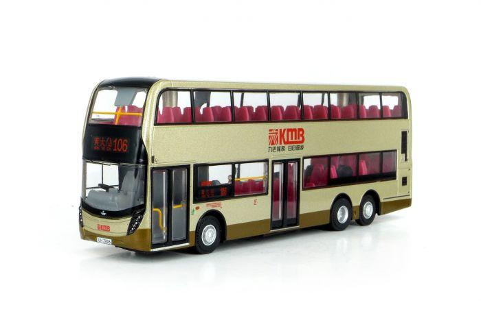 回力巴士 - 1:64 九巴 Facelift 12米 巴士 (路線106)