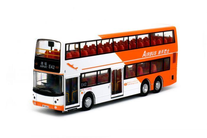 回力巴士 - 1:64 龍運 丹尼士三峰12米 機場巴士 (路線E42)